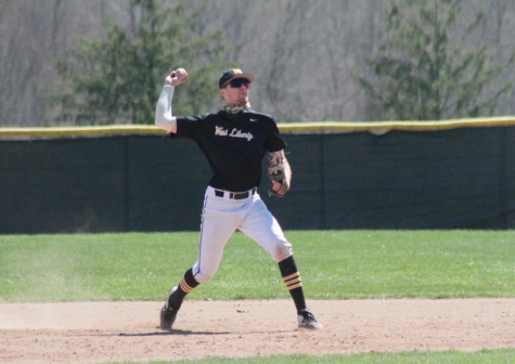 WLU Baseball loses four games, wins two