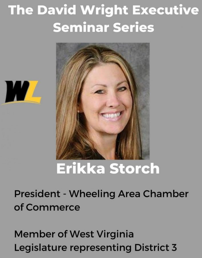 Erikka Storch: Where she is and how she made it there