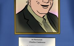 Local retired news director, Charles Calabrese, dies at age 69