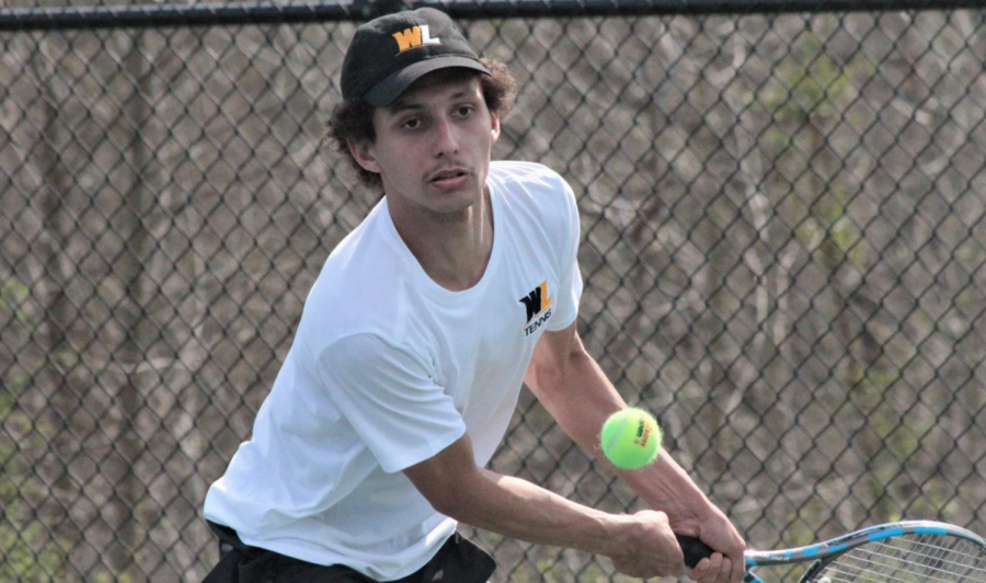 Difficult weekend for Men's and Women's Tennis