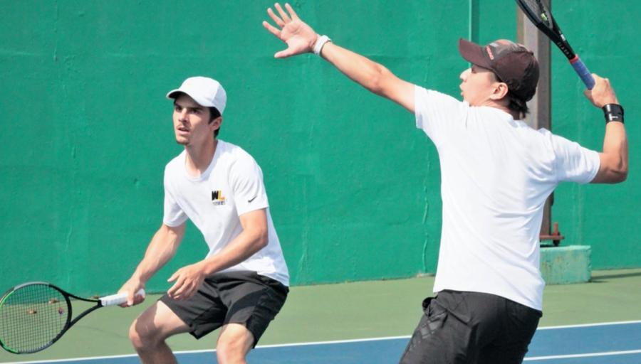 Men's and Women's tennis updates