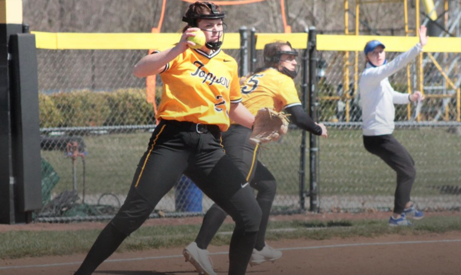 Hilltopper softball continues to impress against Wheeling and Fairmont State