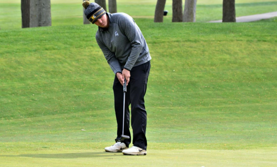 Men's Golf earns regional bid after impressive performance at MEC championship