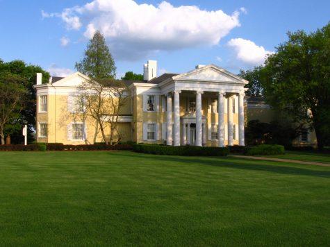 The Oglebay Institute Mansion Museum.