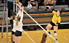 Volleyball Splits in Atlantic Region Crossover Tournament