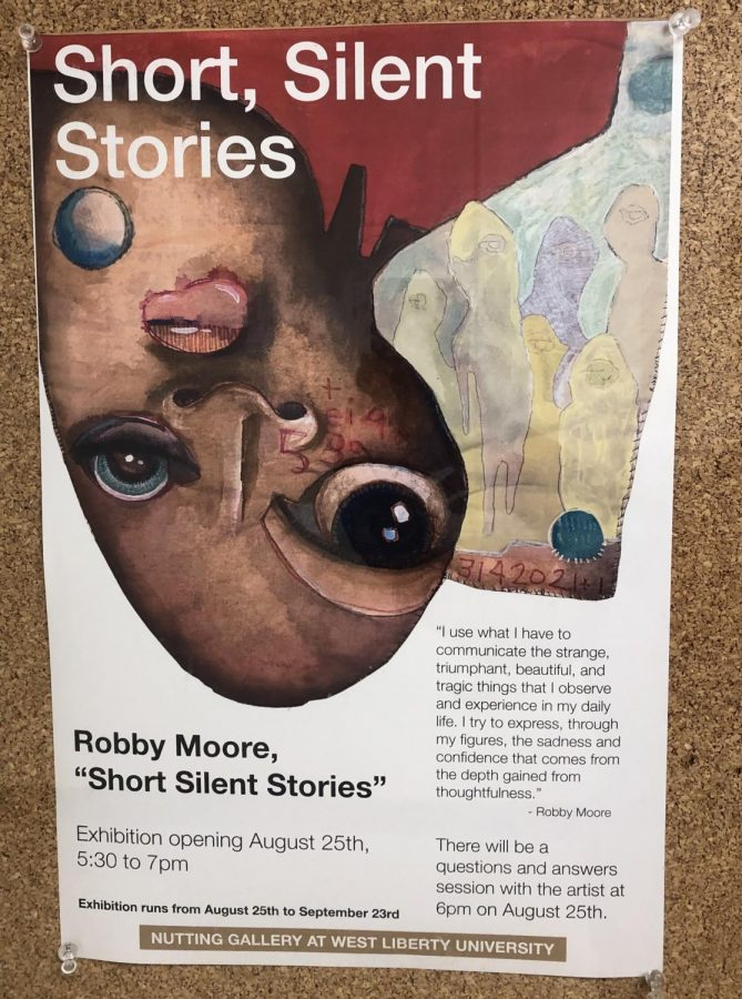 The Nutting Gallery presents its first exhibition, ''Short, Silent Stories''