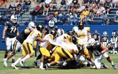 WLU football wins big against Alderson Broaddus