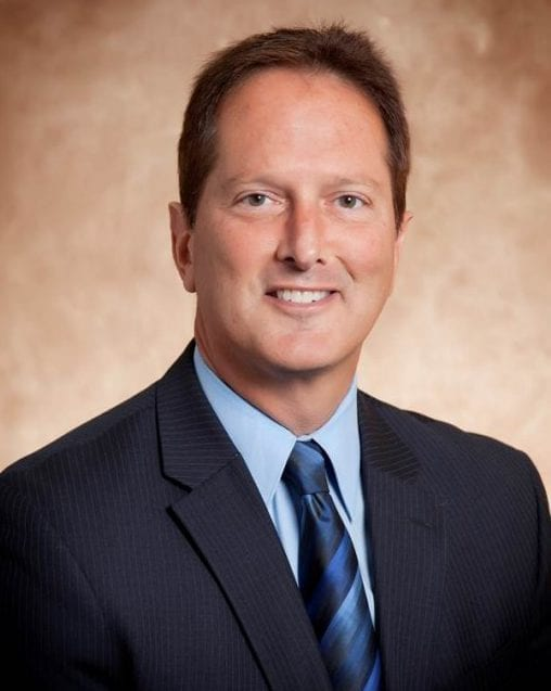 Rich Lucas, Chairman of the Board of Governors