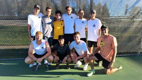 WLU Men's Tennis competes in ITA Regional on Sep. 20.