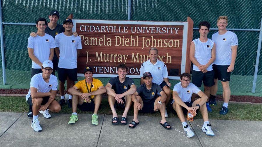 West Liberty Tennis Downs Cedarville, 5-2 on Oct. 10.
