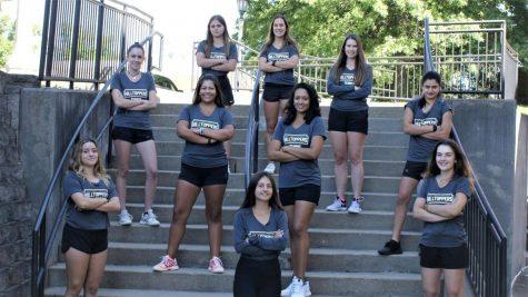 West Libertys tennis team.